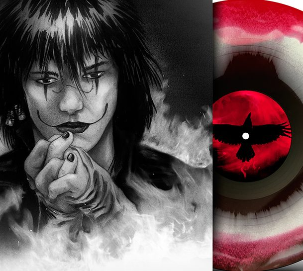 The Crow's Comic Book Soundtrack is Getting a Vinyl Pressing