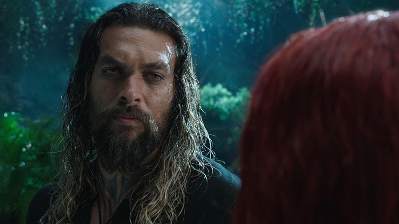 Aquaman Extended Video Delivers 5 Minutes of Intense DC Action