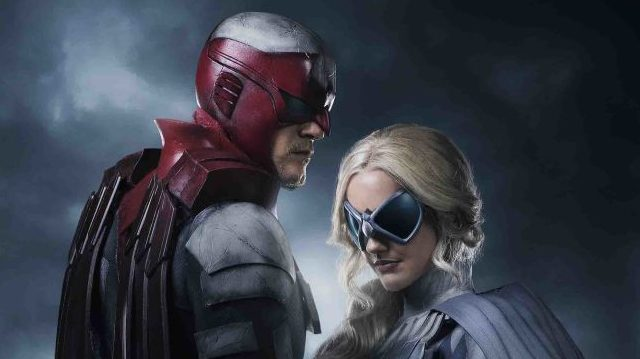 See Hawk & Dove in Action With New Titans Clip