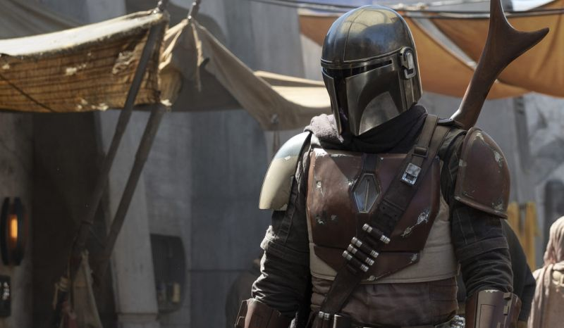 The Mandalorian First Look Revealed, Star Wars TV Show Directors Announced