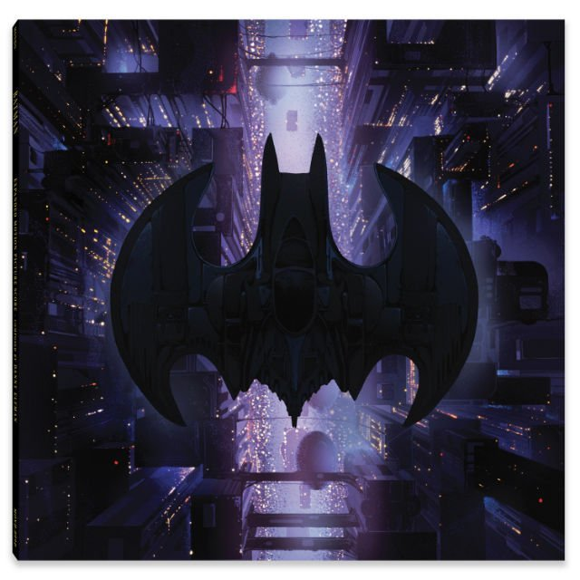 Danny Elfman's Batman Score is Getting a Vinyl Pressing from Mondo