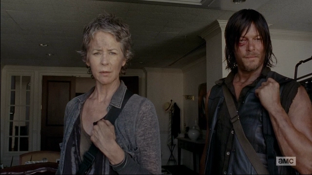 Norman Reedus and Melissa McBride Sign New Walking Dead Deals