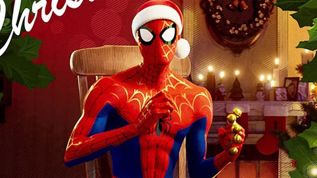 Into the Spider-Verse Gets its Own Spider-Man Christmas Album