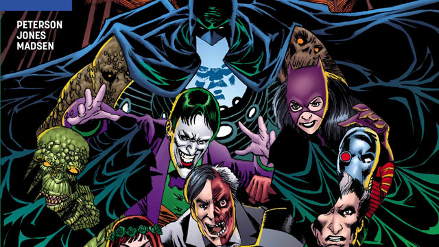 Exclusive Preview: Batman: Kings of Fear #5