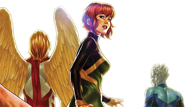 Exclusive Preview: Extermination #5 Kills off One of the X-Men