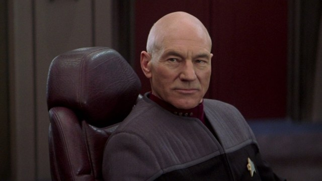 Jean-Luc Picard's Star Trek Series Will Premiere in Late 2019