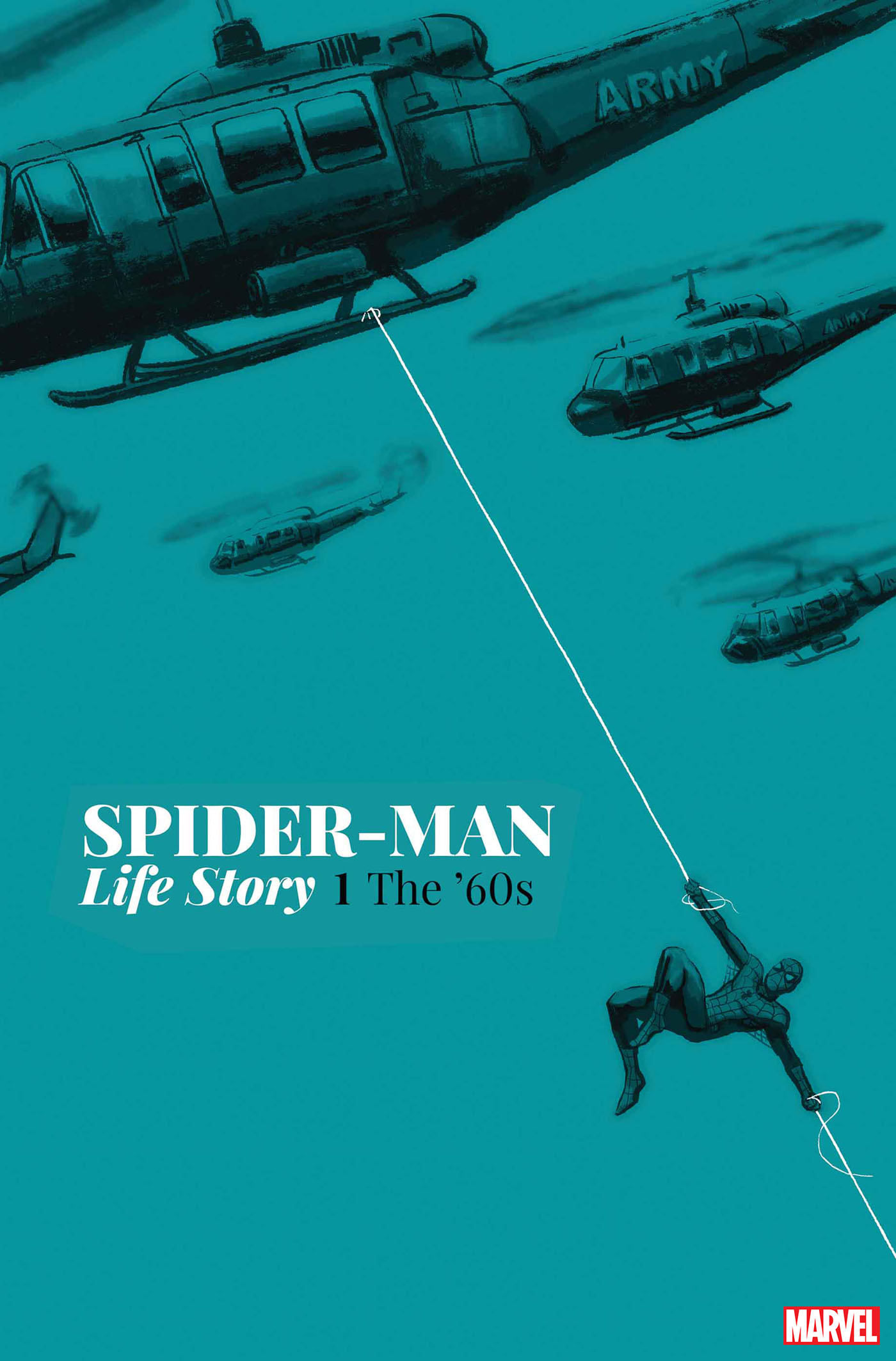 Spider-Man: Life Story Sends Marvel's Wall-Crawler Back To the '60s
