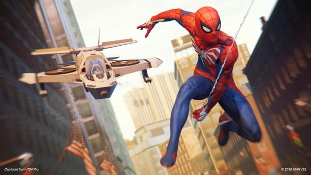 Spider-Man PS4 – The City That Never Sleeps: Silver Lining DLC Review
