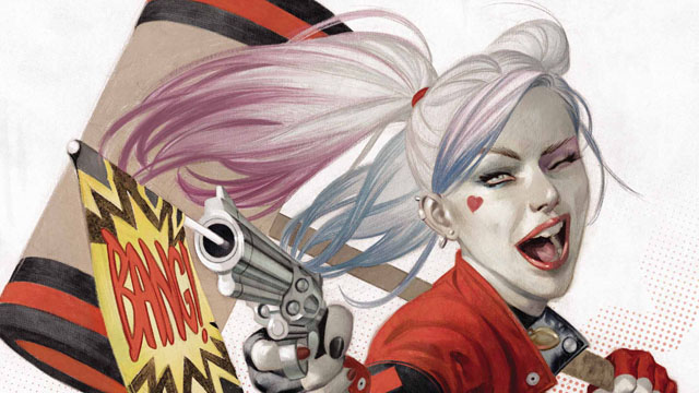 Exclusive Preview: Harley Quinn #57