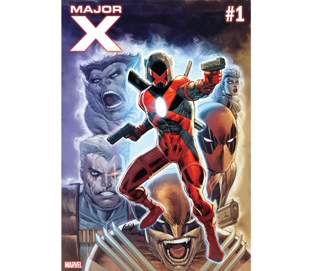 Rob Liefeld Returns to Marvel with Major X