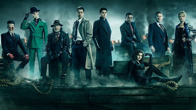 Gotham Season 5 Cast Image