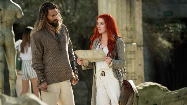 Aquaman crosses 1 billion dollar mark at the box office worldwide