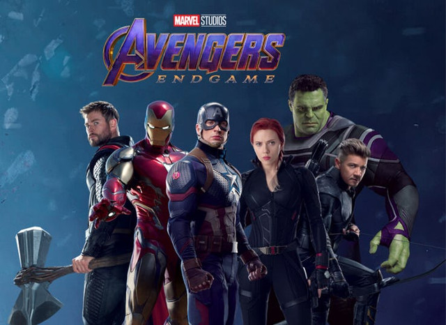 Official look of the new Avengers: Endgame costumes released