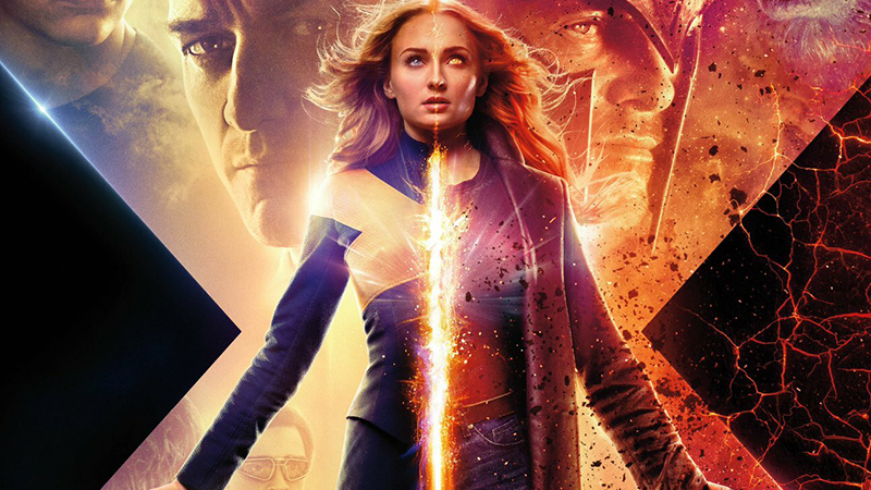 New Dark Phoenix Poster Teases the Two Sides of Jean Grey