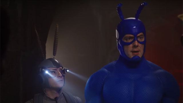 'The Tick' Canceled By Amazon After Two Seasons