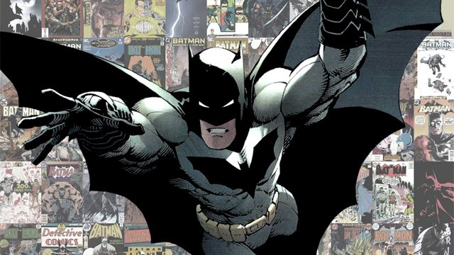 Batman Joins the Comic-Con Character Hall of Fame