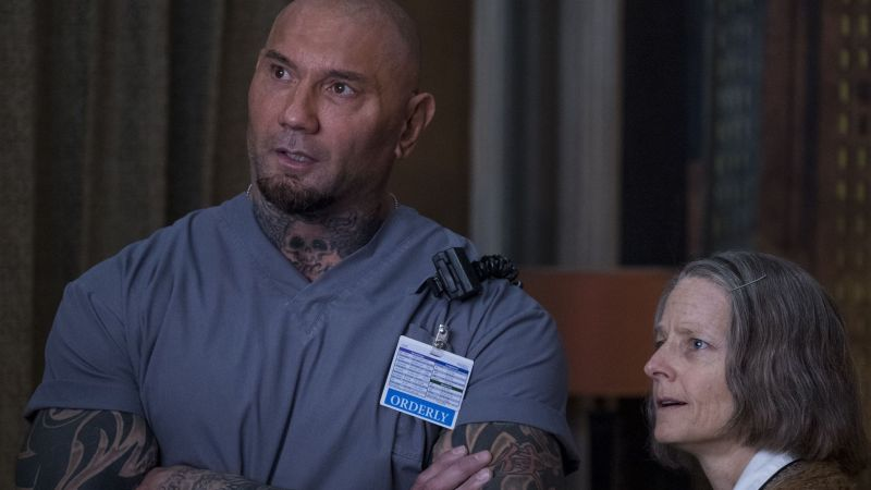 Dave Bautista Talks Desire for 'Good Roles,' Disinterest in Other Franchises