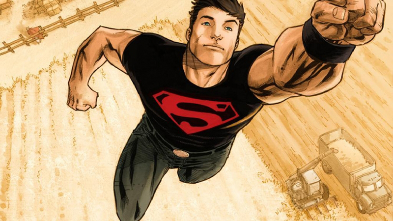 Superboy Cast for 'Titans' Season 2 on DC Universe