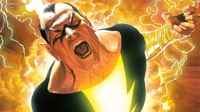 Dwayne Johnson's 'Black Adam' Finds Its Director In Jaume Collet-Serra