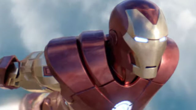 Iron Man VR Comes to PlayStation VR Later this Year