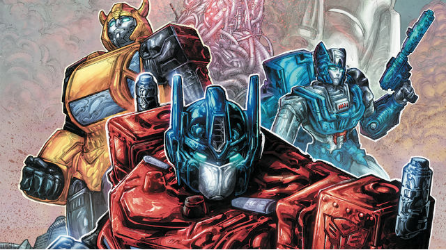 IDW Shares New Details About the Transformers Prequel Comic