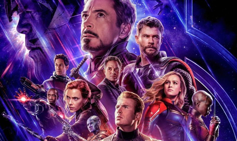 Endgame covers revealed — Empire's Avengers