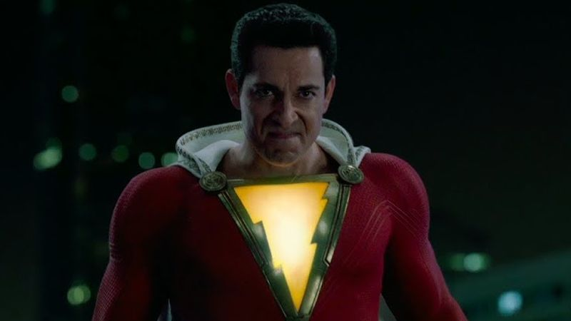 New Shazam! International Trailer Delivers New Footage