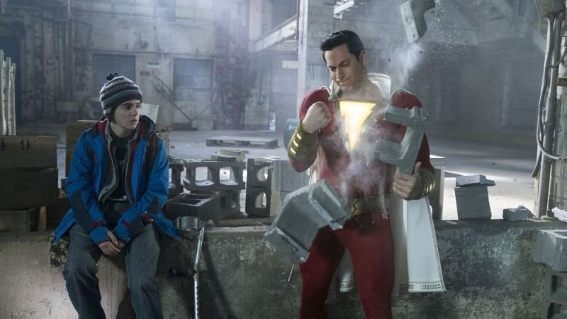 Warner Bros. Releases New High-Res Shazam! Photos