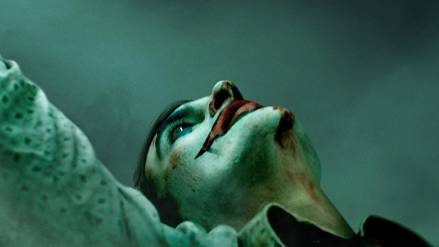 Put on a Happy Face Ahead of Tomorrow's Teaser Trailer — Joker Poster