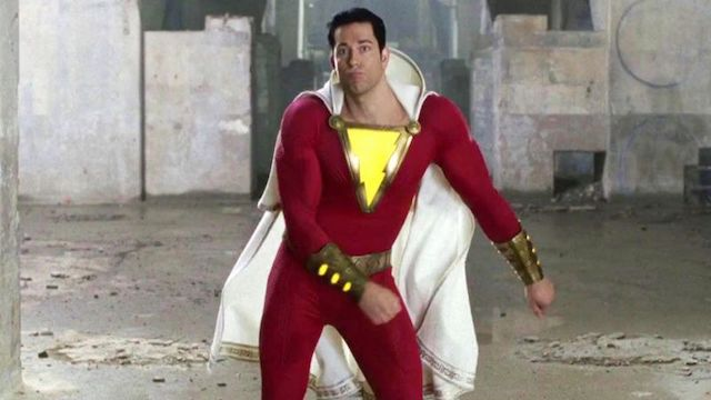 Star Zachary Levi Is Happy With Shazam! Box Office Performance