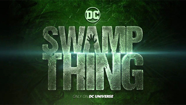 DC Universe unveils first look at Swamp Thing amid major production troubles