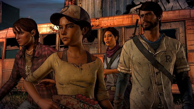 Skybound Announces Definitive Edition of Telltale's The