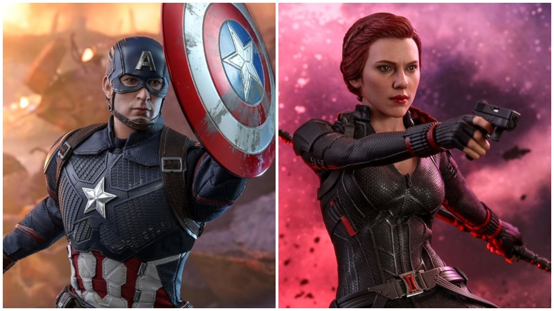 Fortnite Avengers Skins Include Black Widow