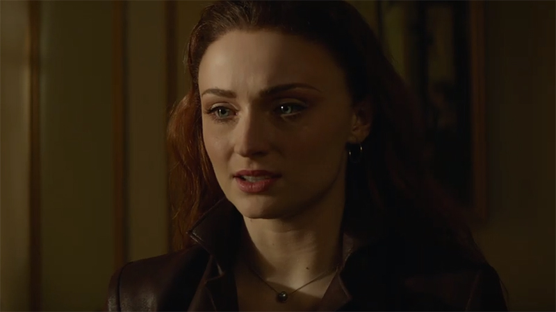See Sophie Turner Lose Control in X-Men's Dark Phoenix Trailer