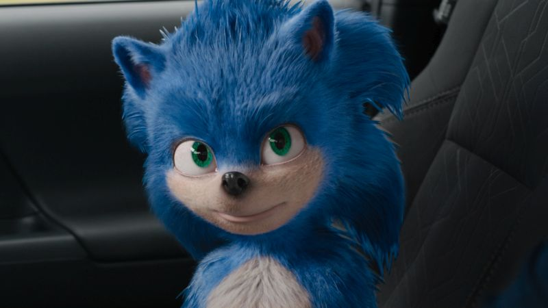 The Sonic The Hedgehog Trailer Speeds In!