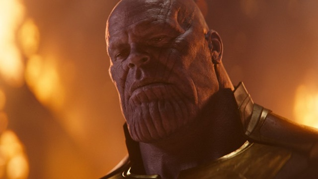 Thanos most problematic villain