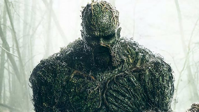 Swamp Thing cancelled concern