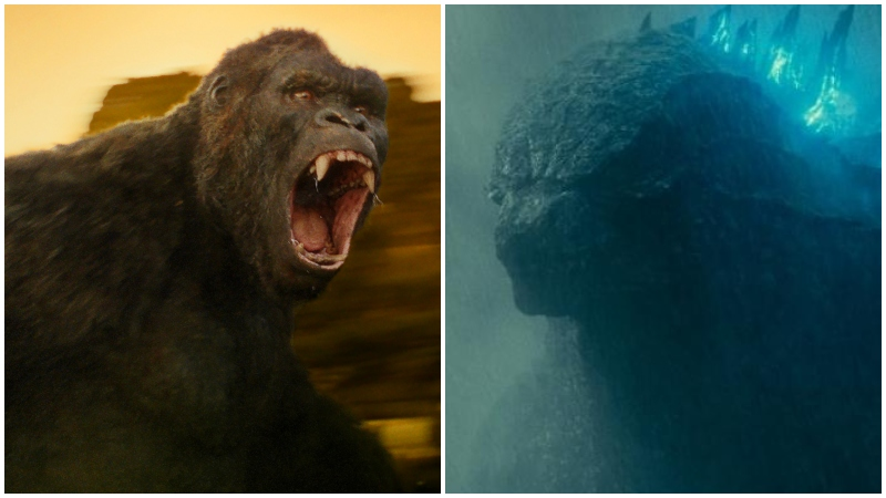 Godzilla vs Kong: Co-Writer Talks Highlighting Differences Between the Titans