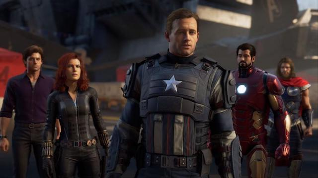 Marvel's Avengers Designers Won't Change Character Design, Despite Backlash