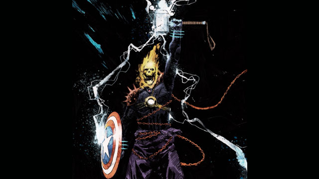 Exclusive Preview: Cosmic Ghost Rider Destroys Marvel History #5