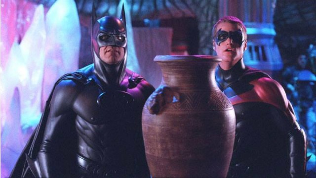 4K Blu-ray Review: Batman and Robin, Spirit of 1966