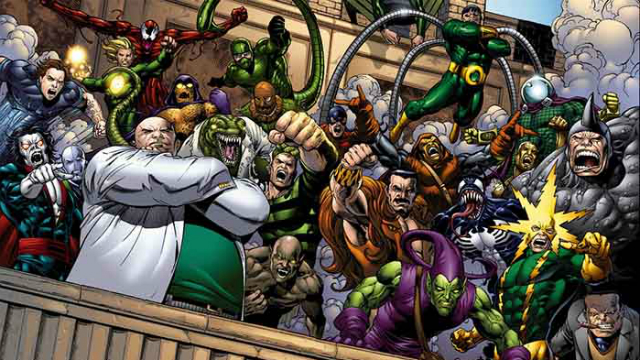 Spider-Man's Greatest Villains Who Haven't Appeared in the Movies
