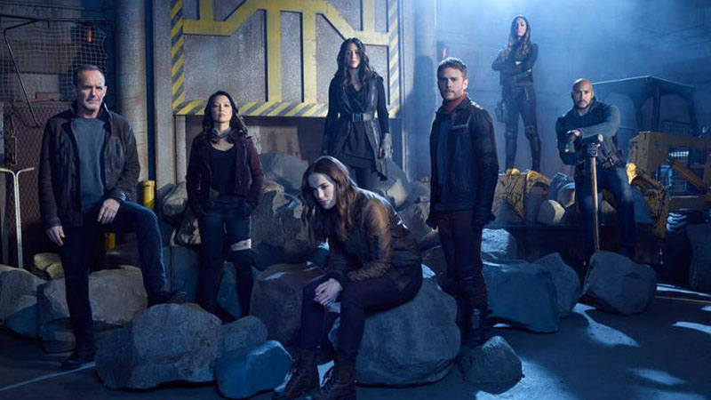 Marvel's AGENTS of SHIELD To End With Season 7
