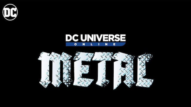 DC Universe – let's begin the second part of Dark Nights Metal event!