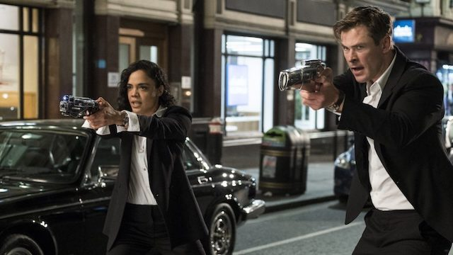 Sony Announces Men in Black International Blu-ray and