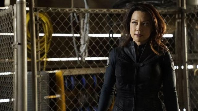 Ming-Na Wen Shares Her Response to Final Day of Agents of S.H.I.E.L.D.