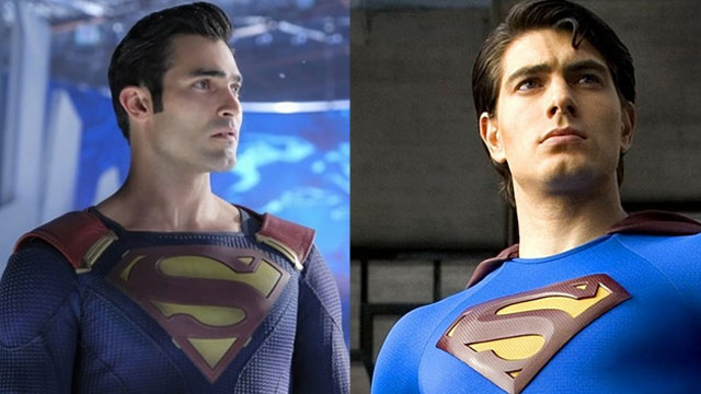 Tyler Hoechlin and Brandon Routh Will Both Play Superman In Crisis Crossover