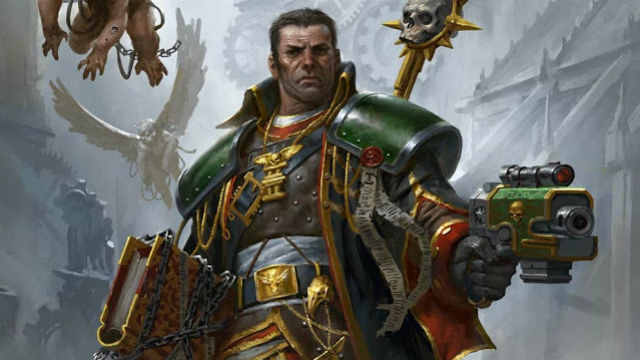 A Warhammer 40,000 live-action television series is in the works