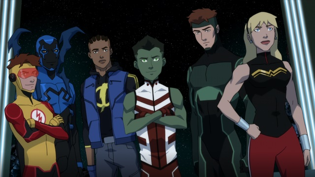 Young Justice Outsiders episode 17 recap