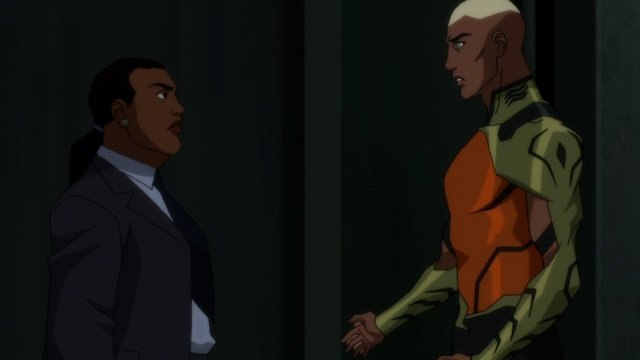 Young Justice Outsiders episode 15 recap